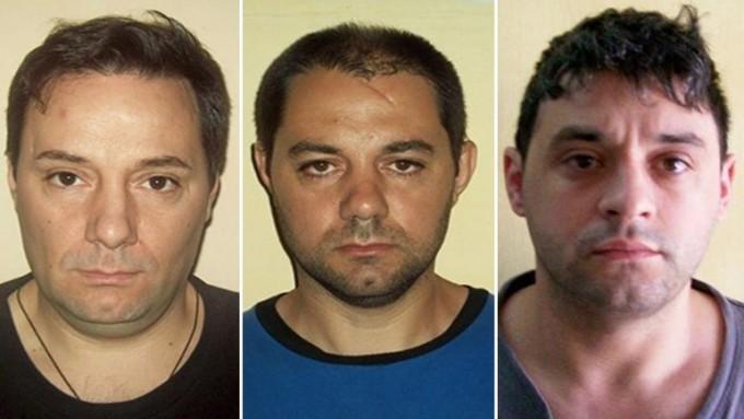 Mañana indagan a los tres recapturados por el ataque a tiros a los policías