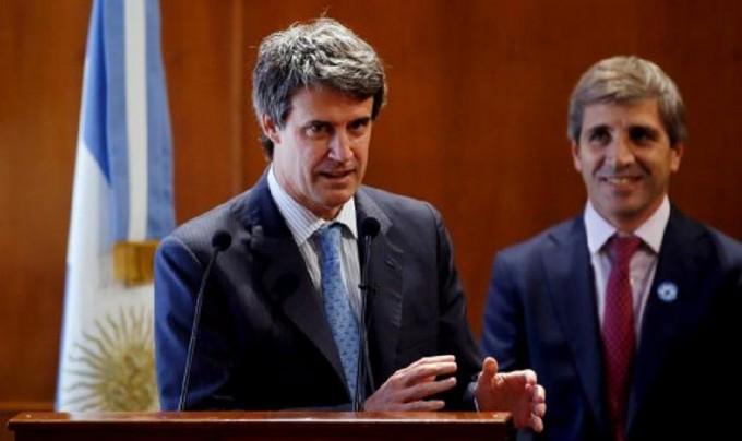 El secretario de Finanzas se reúne con Pollack y los fondos buitre
