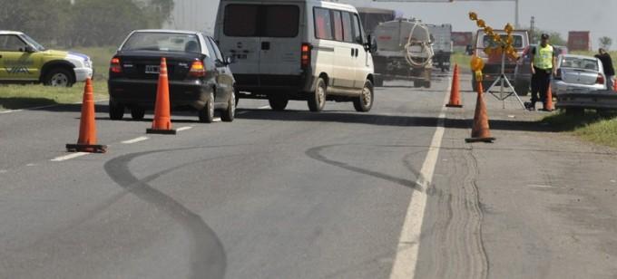 Muertes por accidentes de tránsito: Santa Fe ocupa el segundo lugar