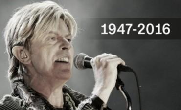 Muere la leyenda del rock David Bowie a los 69 años