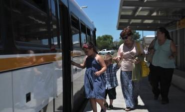 Tren Urbano: el servicio se pone en marcha con 20 viajes diarios