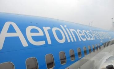 José Corral se reúne con la titular de Aerolíneas Argentinas