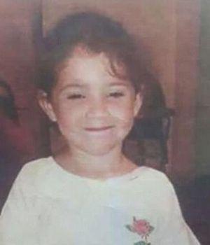 Abril fue encontrada muerta en un baldío