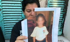Fuertes insultos y amenazas de la mamá de Abril al asesino