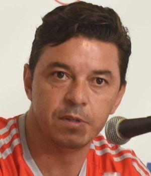 Gallardo piensa en Pratto para el partido con Boca