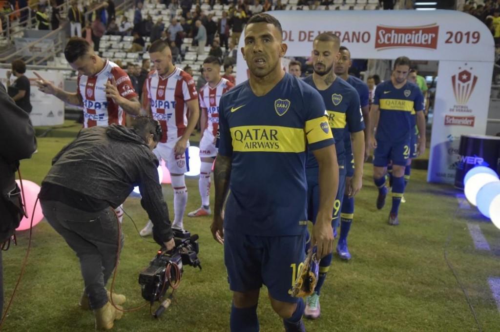 Boca empezó la Era Alfaro con una derrota ante Unión
