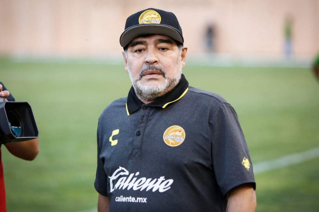 Maradona, sobre la desaparición de Emiliano Sala