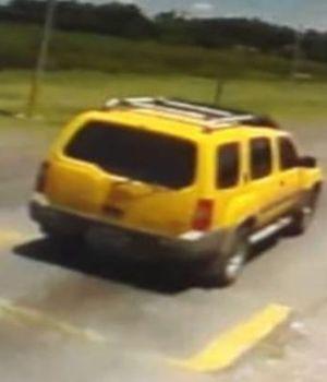 Video revelador: así el femicida fue a enterrar a la odontóloga