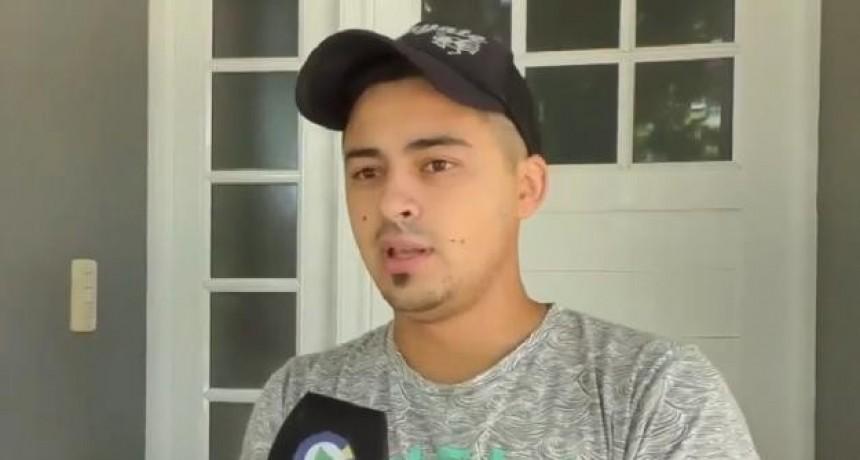 Levantaron la suspensión del empleado que ayudó a la familia de Agustina