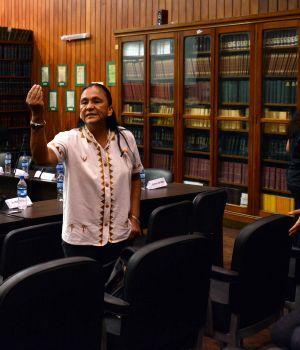 Condenaron a Milagro Sala a 13 años de prisión