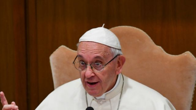 Fuerte crítica del Papa a las guerras