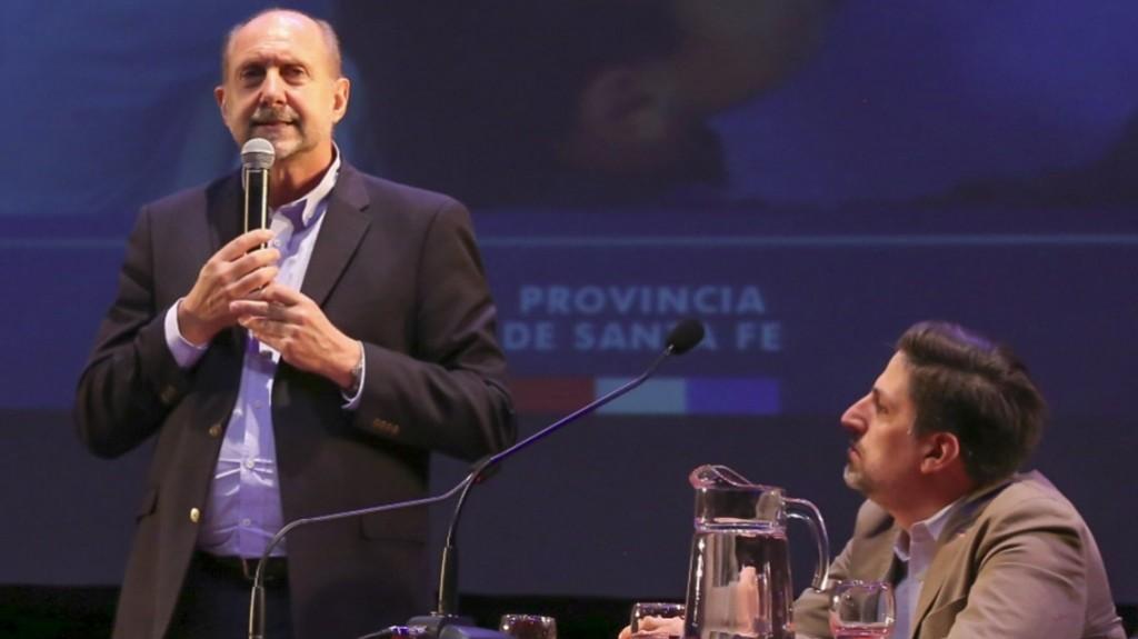 """Perotti resaltó su compromiso con la educación """"como prioridad y política de estado"""""""