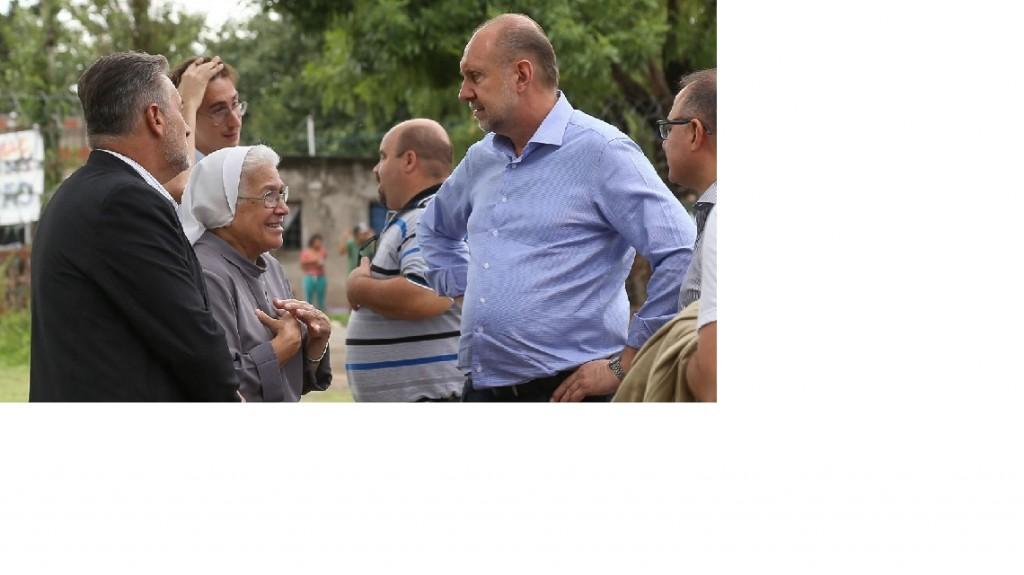 Perotti sobre los números de la provincia: