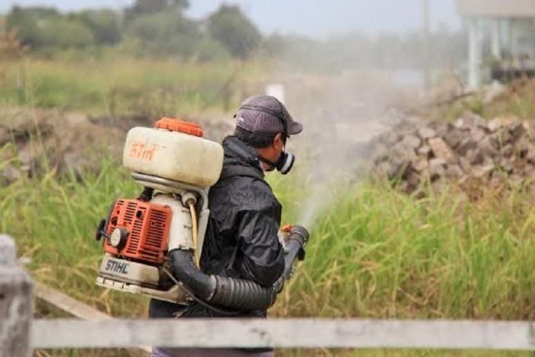 La Municipalidad continúa con las tareas de fumigación