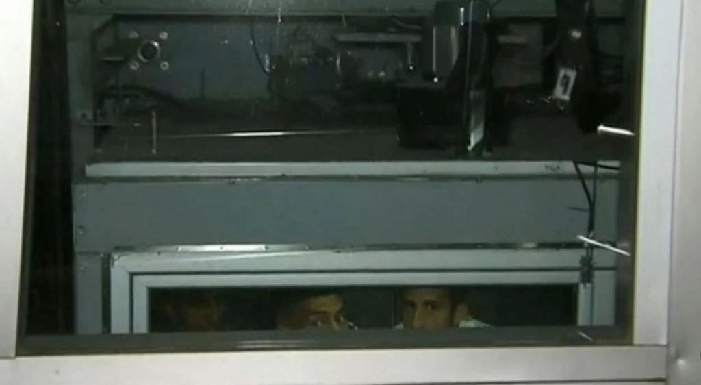 Insólito: jugadores de Boca quedaron encerrados en un ascensor en San Juan