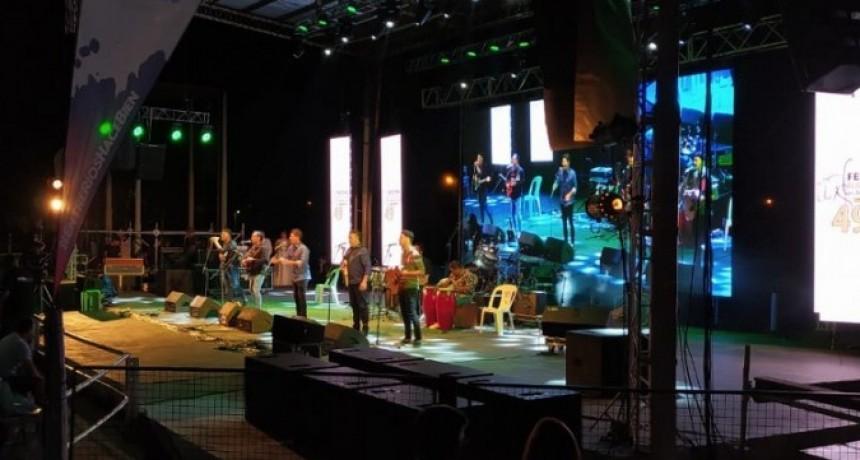 Un grupo folclórico santafesino fue seleccionado en el Festival Nacional de Diamante