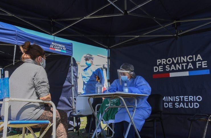 Casi 500 nuevos casos de coronavirus en la provincia y 8 muertes