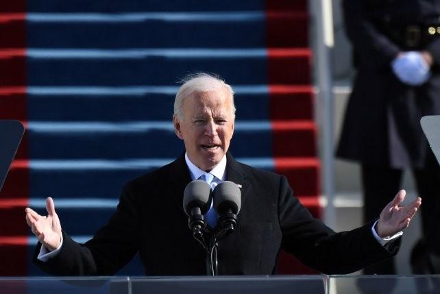 Biden asumió la presidencia de los Estados Unidos y aseguró que