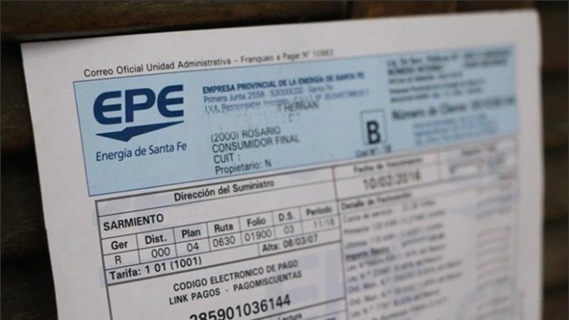 La EPE aumentará las tarifas desde el 1º de febrero