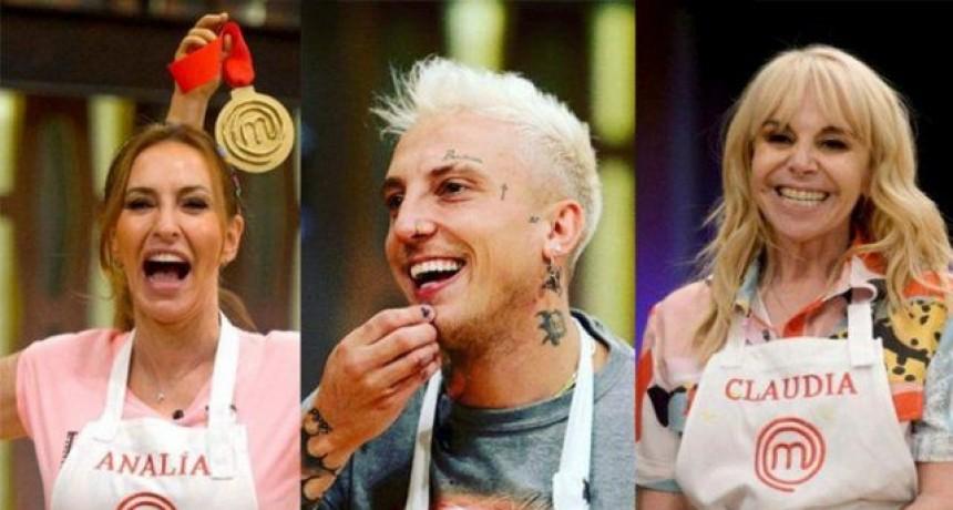 MasterChef Celebrity tras una eliminación inesperada, dos participantes fuertes llegan a la final