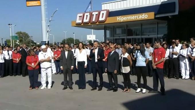 Mauricio Macri aseguró que reducir la inflación