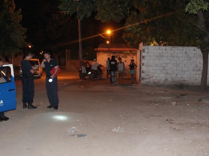 Barrio San Lorenzo: incendiaron una casa y el hecho estaría vinculado con un homicidio