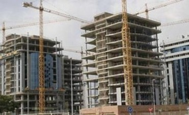 ProCreAr: avanza la construcción de viviendas frente al Parque Federal