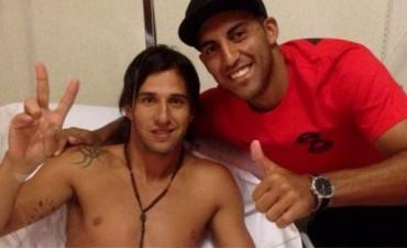 """Toranzo y Mendoza """"evolucionan"""" luego de ser operados tras el accidente"""