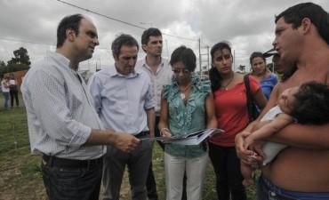 Emergencia Hídrica: analizan proyectos para construir viviendas en zonas seguras