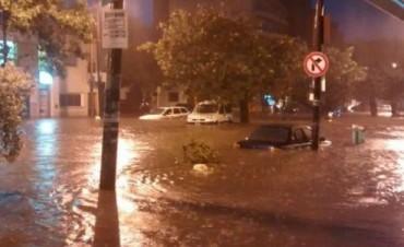 Un fuerte temporal sacudió a Córdoba y dejó tres muertos
