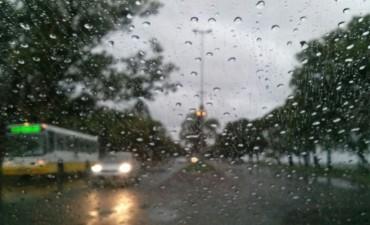 Informe de lluvias
