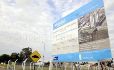 ProCreAr: en abril se inscribirá para las viviendas frente al Parque Federal