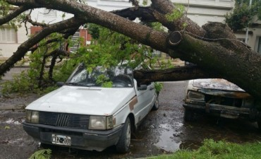 Falleció un hombre que estaba internado producto del temporal y ya son 7 las víctimas fatales
