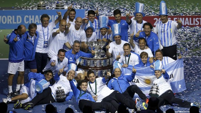 Pella abre la serie de Copa Davis ante Lorenzi