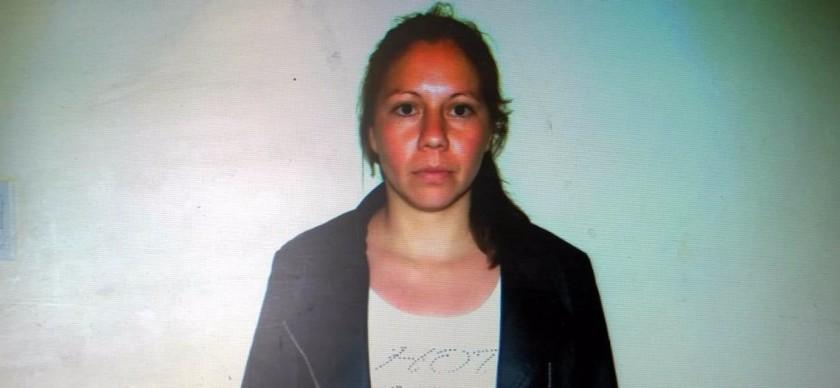 Se entregó la esposa del narco paraguayo fugado en Vera
