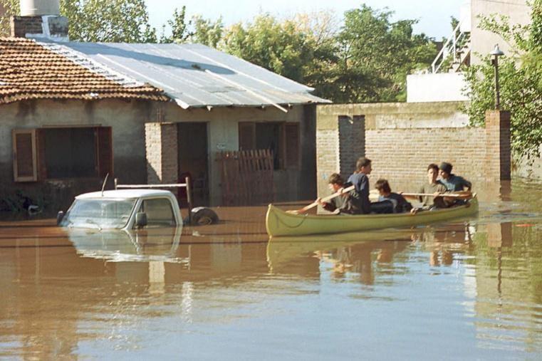 Inundación 2003: admiten recurso planteado por defensa de Álvarez