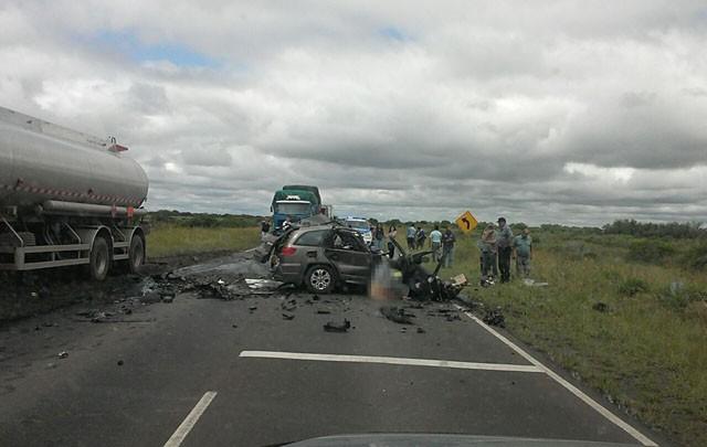 Santa Fe es la segunda provincia con más muertos en accidentes
