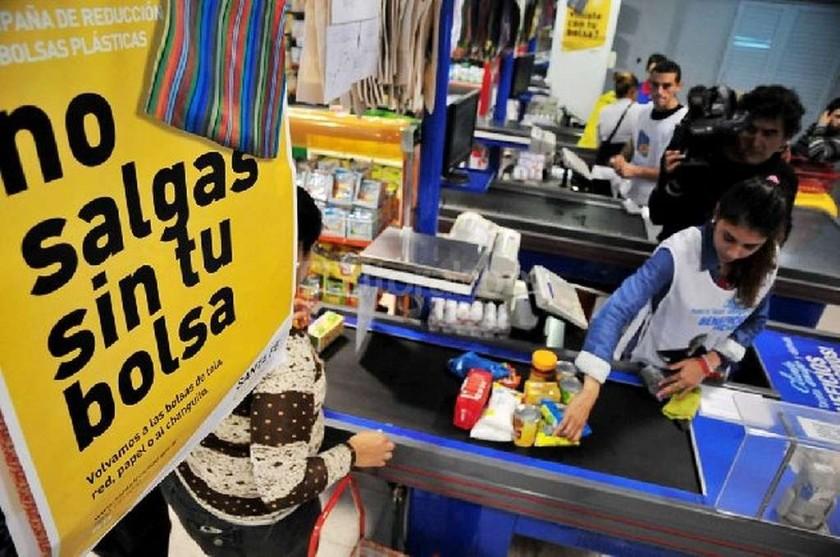 Desde marzo, los supermercados no entregarán más bolsas