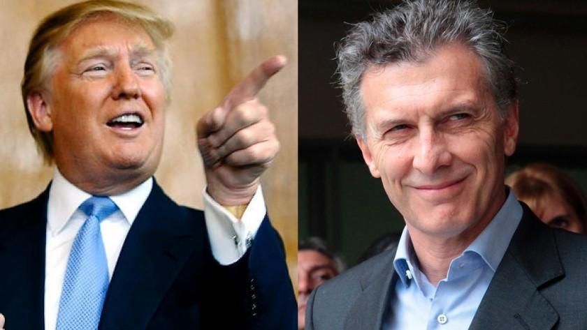 Mauricio Macri hablará por teléfono con Donald Trump