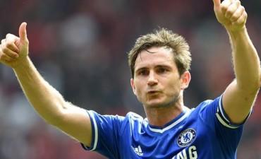 Frank Lampard anunció su retiro del fútbol profesional