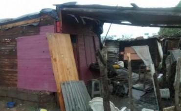 Fuerte temporal en Tucumán deja tres muertos