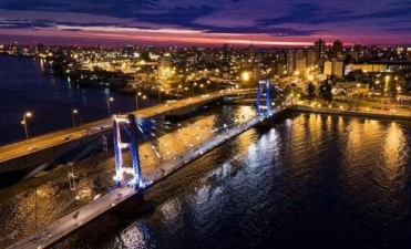 A partir de mañana estará cortado el Puente Colgante