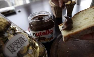 Nutella y otros 30 alimentos que podrían provocar cáncer