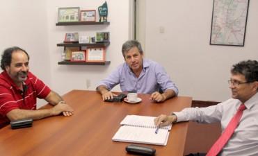 La basura es un tema central en el Departamento La Capital, expresó el Senador Emilio Jatón