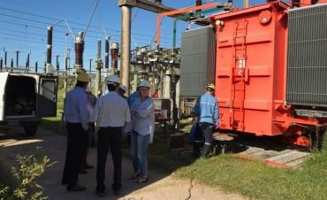 Ya es normal el servicio eléctrico en Esperanza