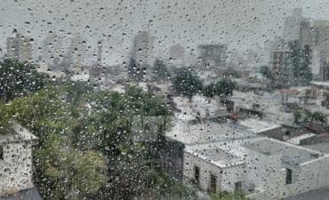 Rige un alerta por tormentas fuertes para Santa Fe