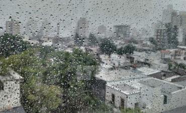 Las lluvias se prolongarán todo el fin de semana