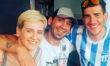 Un joven hincha de Atlético Tucumán murió mientras miraba el partido por la Libertadores