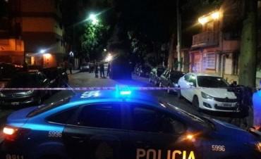 Balearon el auto de Fariña y un custodio mató a uno de los delincuentes