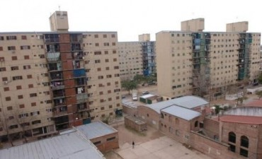 Un detenido por lesiones en Barrio El Pozo